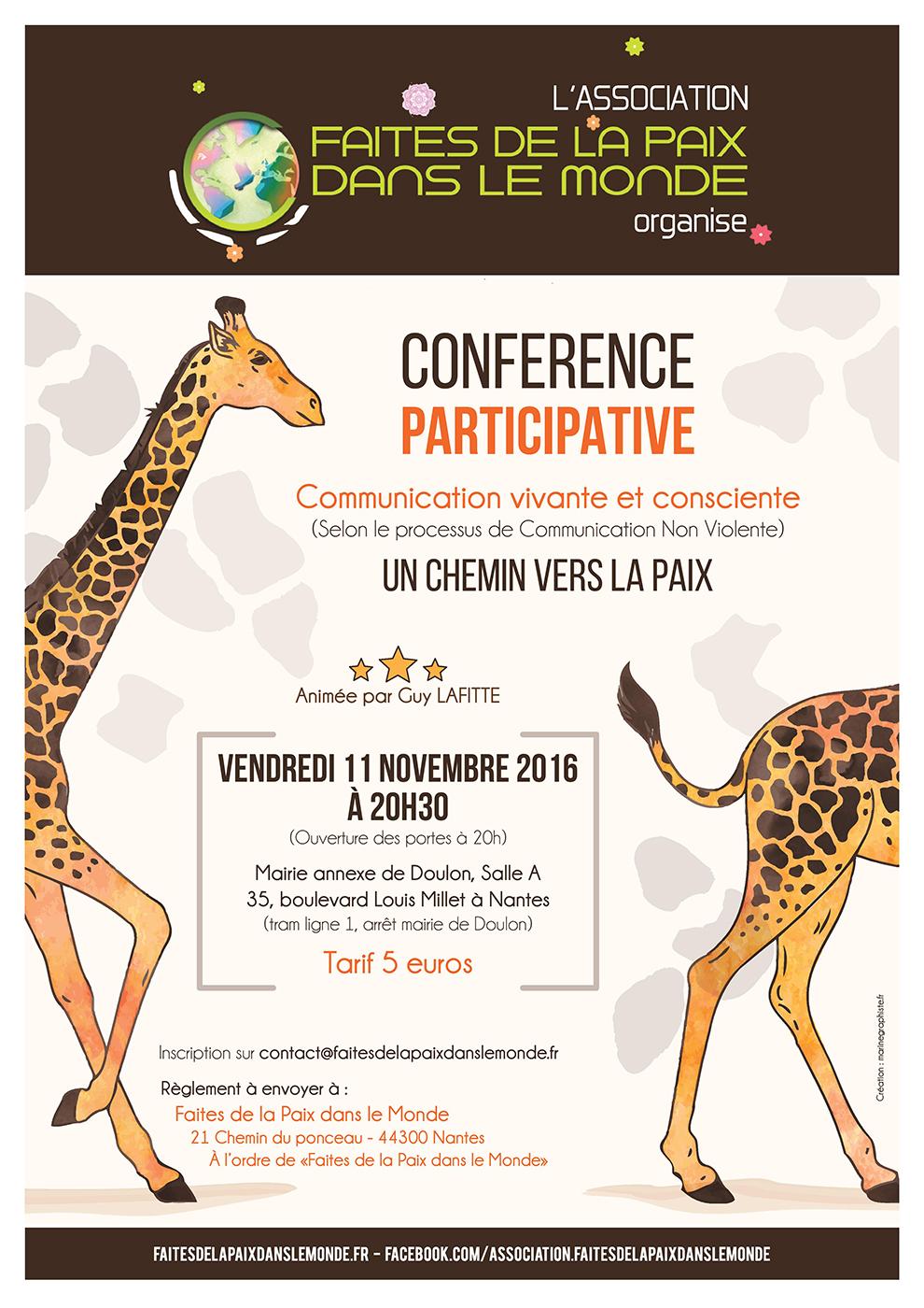 Conférence CNV Guy Lafitte